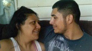 Mónica Mares y su hijo Caleb Peterson admitierno públicamente su relación prohibida.