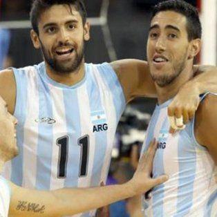 El equipo de Julio Velasco debutó el domingo a la noche con una victoria muy importante sobre Irán.
