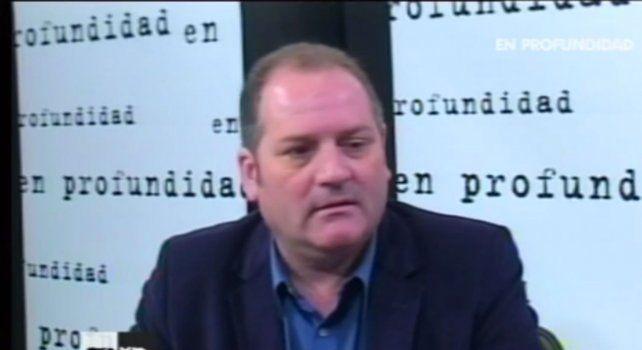 El concejal del PRO Carlos Cardozo