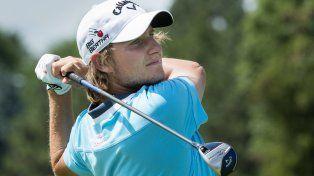 Grillo debutará pasado mañana en la competencia de golf de los Juegos de Río.