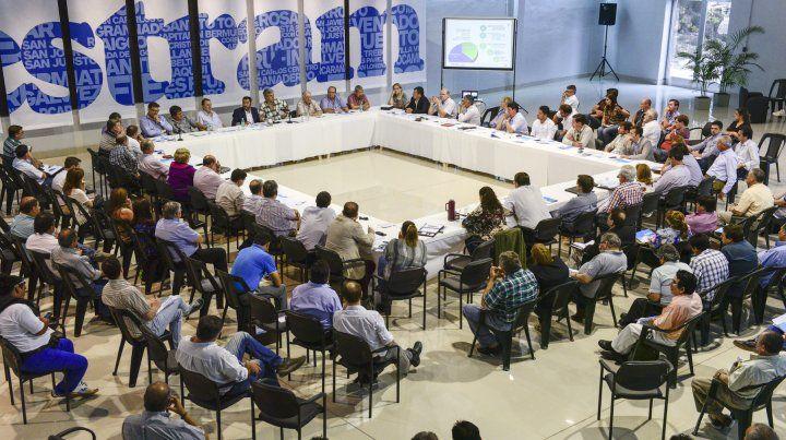 Los municipales anunciaron un paro de 24 horas para el próximo jueves por la reapertura de paritarias