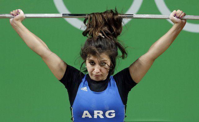 Joana Palacios dejó buena impresión en su debut olímpico.