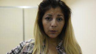 Jessica Balmaceda presume estar siendo víctima de seguimientos.