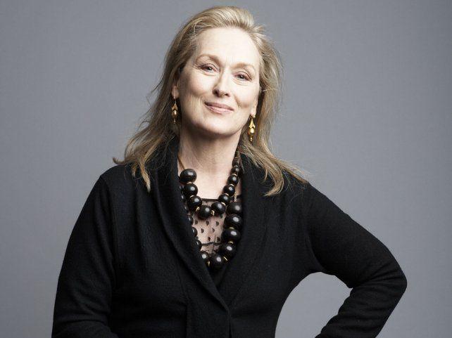 Meryl Streep se mostró conmocionada por las declaraciones de su colega Clint Eastwood
