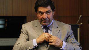 Sin red. Echegaray le dijo al jefe del PJ que el partido tiene allanada la posibilidad de gestionar un reemplazo.