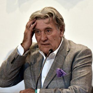 Preocupado. Armando Pérez, el conductor de la AFA, no pudo resolver aún el planteo económico de los clubes.