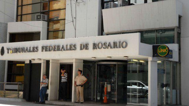 El caso se analizó en los tribunales federales de Rosario.