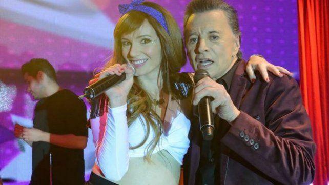 Griselda animó su carrera musical en Educando a Nina y Palito decidió apoyarla.