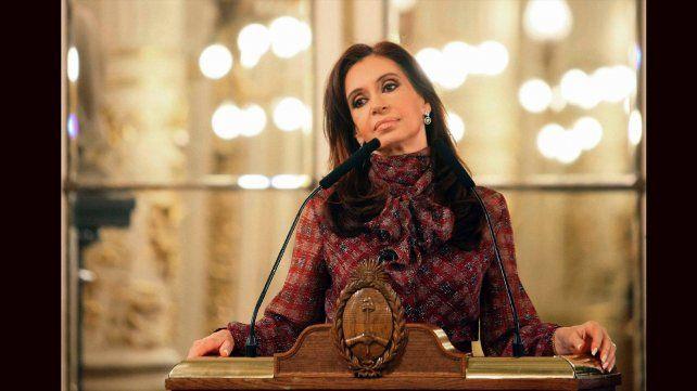 La expresidenta Cristina Fernández volvió a ser puesta bajo la lupa por la Justicia.