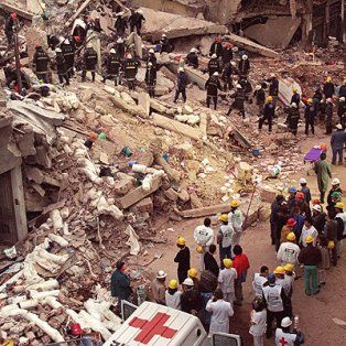 a 22 anos del atentado a la amia, lograron identificar a la victima numero 85