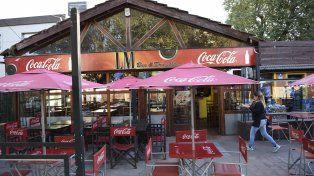 el local. En Carrasco al 3900 está el local donde no se salvaron ni los clientes.