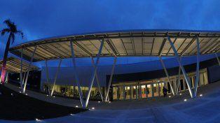 Uruguay cuenta con un nuevo y moderno Centro de Convenciones en Punta del Este