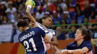 Francia fue demasiado para La Garra, que cayó por tercera vez consecutiva