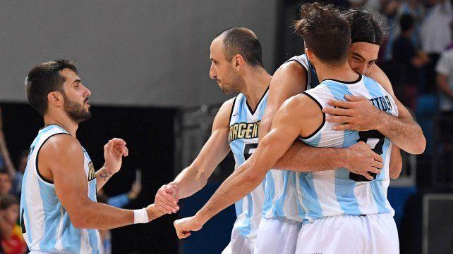 Los muchachos del handball, vóley y básquet en la agenda de los argentinos hoy en Río