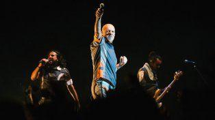 Cancelaron el recital que Gustavo Cordera iba a dar en Rosario tras sus polémicos dichos