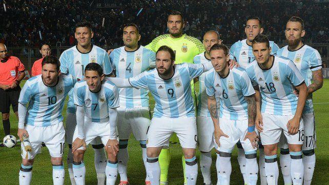 La selección argentina viene de perder la final de la Copa América ante Chile en Estados Unidos.
