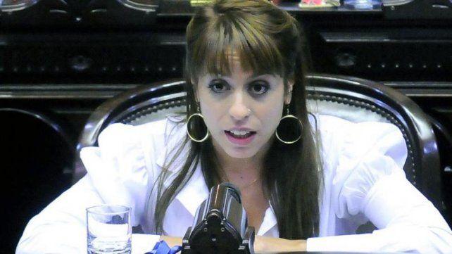 La diputada nacional Vicky Donda celebró la detención del exmilitar César Milani.