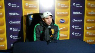Coudet analizó el momento futbolístico de Teo Gutiérrez y contó cómo lo imagina en Central