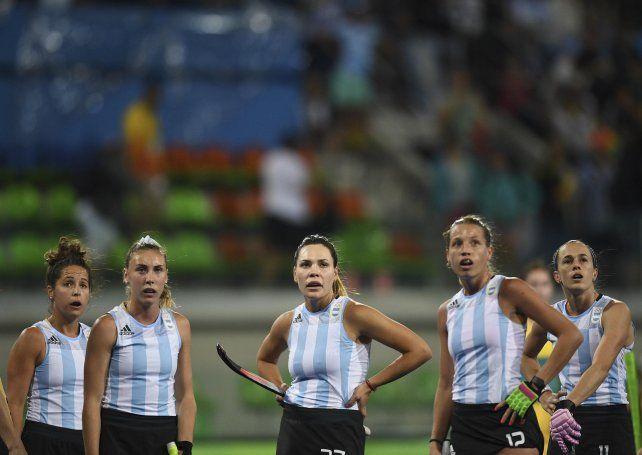 Otro paso en falso. Las chicas perdieron con Australia y quedaron con tres puntos en el Grupo B.