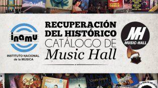 Music Hall vuelvea sonar otra vez