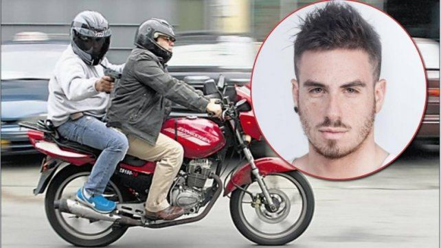 La inesperada reacción de Federico Bal cuando un motochorro le quiso robar