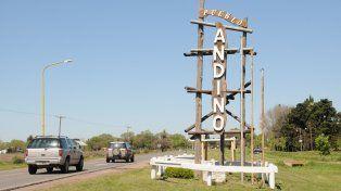 en guardia. Los vecinos de localidades como Andino están alarmados por las bandas foráneas de delincuentes.