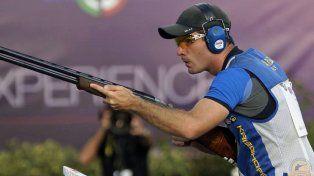 Sigue Emiliano Grillo en golf, juega Del Potro, y más argentinos compiten hoy en vela, tiro y remo