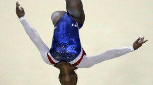 Simone Biles, la gimnasta que fue criada por sus abuelos y es estrella de los Juegos