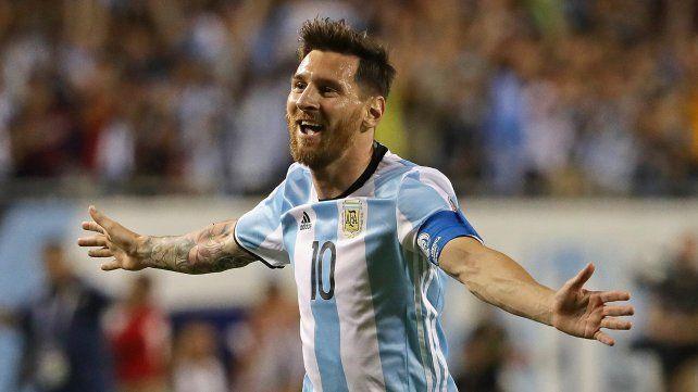 Messi volverá a calzarse la camiseta albicleste en los próximos partidos por Eliminatorias.