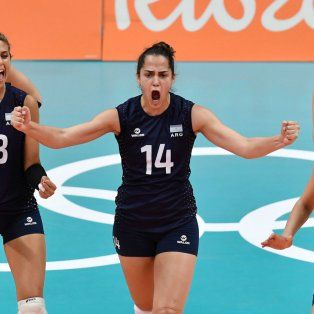 Las Panteras ganaron su primer partido en los Juegos Olímpicos.