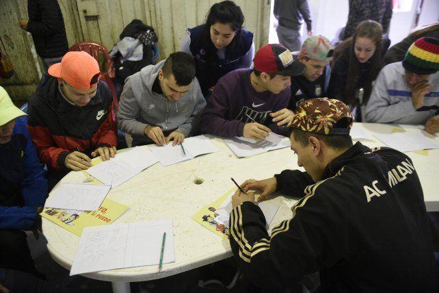 El martes próximo el Concejo Municipal reconocerá la labor de los alfabetizadores de la Unidad Penitenciaria Nº6.
