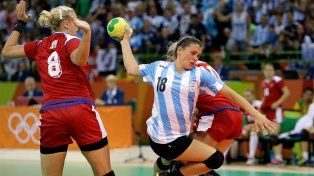 La Garra argentina perdió contra Rusia y quedó sin chances de clasificar