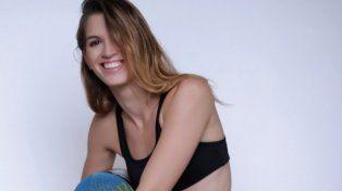 La jugada producción fotográfica de una esgrimista argentina