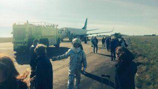 Insólito. El avión en Carrasco. El denunciante insistió varias veces con sus alertas; inclusive llamó al 911 de Argentina.