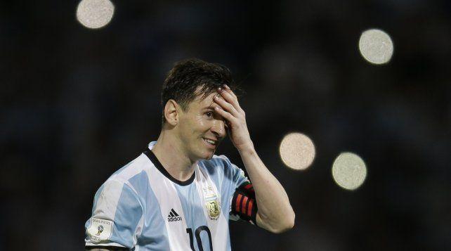 Final feliz. Messi y Bauza se encontraron el jueves y hoy se hizo el anuncio.