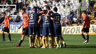 Con un gol de Ruben, Central aprobó el examen en Arroyito y venció a Sud América 1 a 0