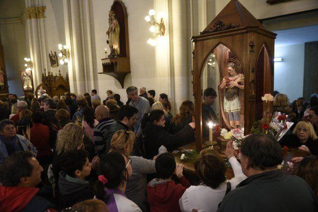 El auge de San Cayetano y los individualismos