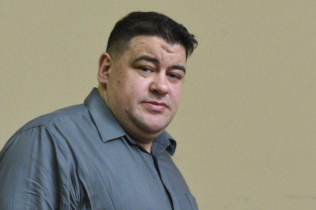 De frente. Cristian Vivas quiere volver a vivir como antes y disfrutar de sus hijas. Sostiene que él no mató a Pichón.