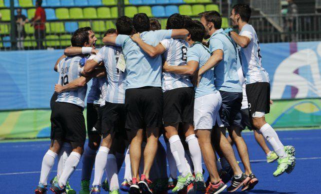 Con la consagración de Los Leones, Argentina iguala el mejor registro dorado desde Londres 1948