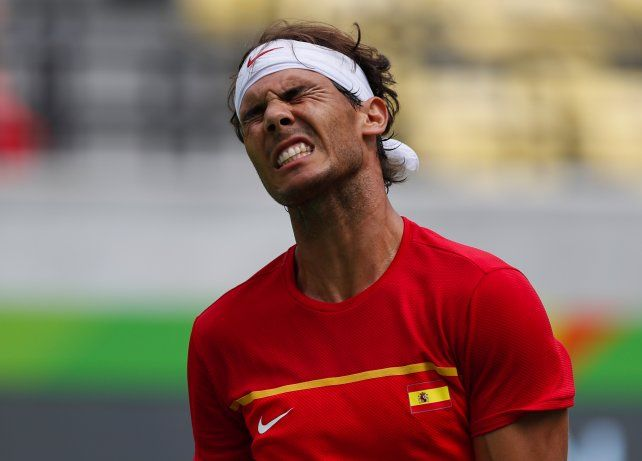 Nadal perdió con Nishikori en tres sets y se quedó sin medalla en singles