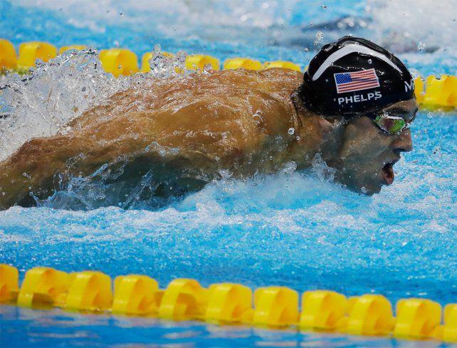 Michael Phelps anunció qué hará tras retirarse de la natación