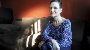 Pantalla. La actriz dice que muchos comunicadores cosifican a la mujer, justificando así la violencia que sufren.