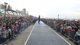 Furor. Una multitud presenció la maratónica competencia de cosplay que cerró los cuatro días del festival de cómics.