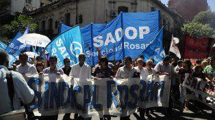 Los docentes privados nucleados en el Sadop también realizarán reuniones de delegados