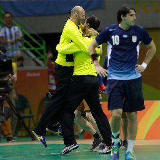 los gladiadores perdieron ante qatar y se quedaron afuera de los juegos olimpicos
