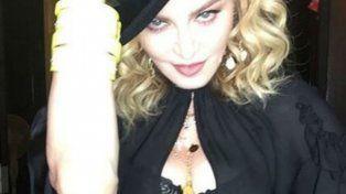 Madonna compartió imágenes de la fiesta en Cuba.