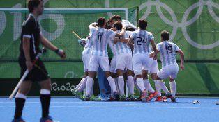 Los Leones golearon a Alemania y se metieron en una histórica final por la gloria del oro