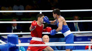 El boxeador Melián quedó a un paso de conseguir una medalla olímpica