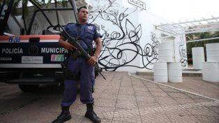 Custodia. El restaurante de Puerto Vallarta donde sucedió el secuestro.