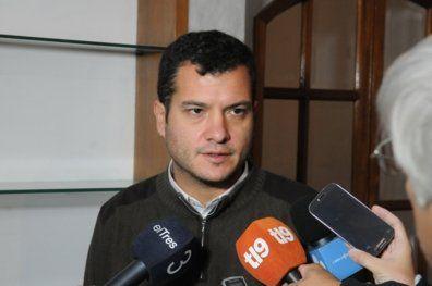 Fiscal. Florentino Malaponte llevó adelante la imputación contra Ibáñez.